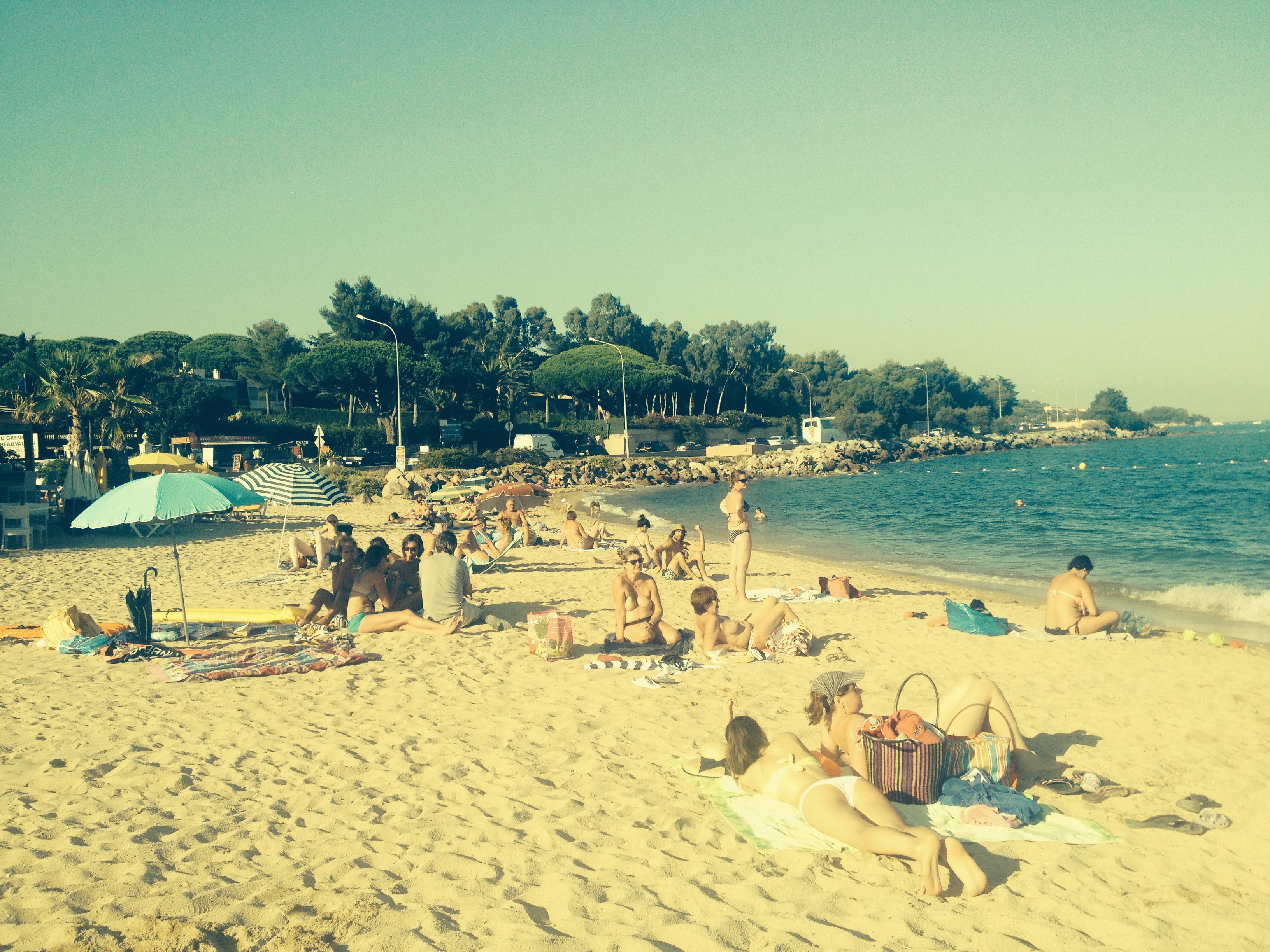 Visitez Sainte Maxime, de l'autre côté du Golfe de St Tropez