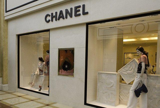 La boutique éphémère Chanel de retour à St Tropez