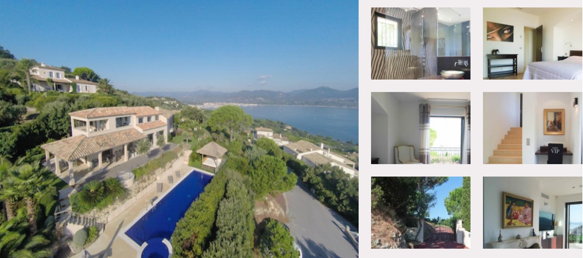 Villa Cerise Saint Tropez
