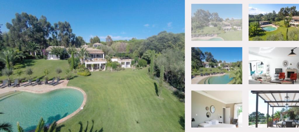Villa Douchka Saint Tropez