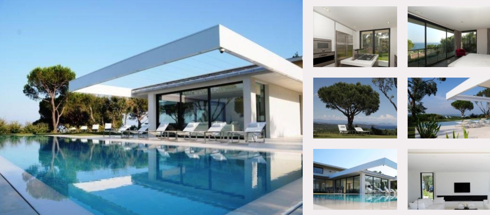 Immobilier Saint Tropez – Les plus belles villas à vendre en 2016