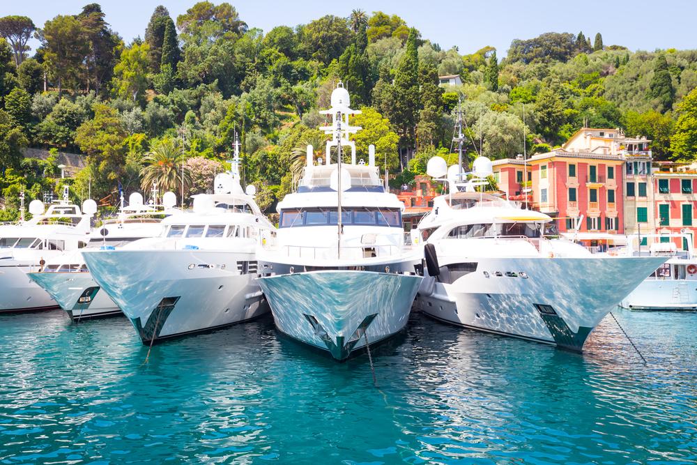 Croisière yacht Cinq Terres