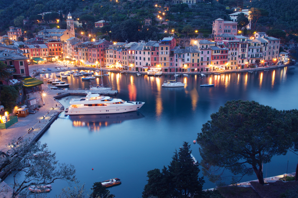 croisière yachts portofino
