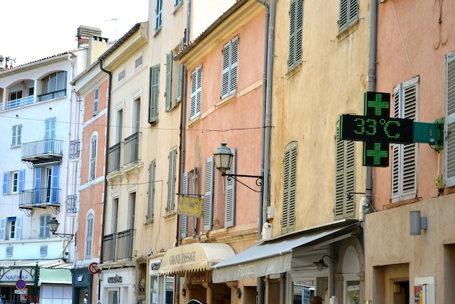 It's been sweltering all summer in #sttropez…