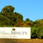 Provence vineyards Chateau Minuty