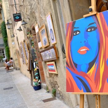 St Tropez House's Top Five Art Galleries in Saint Tropez