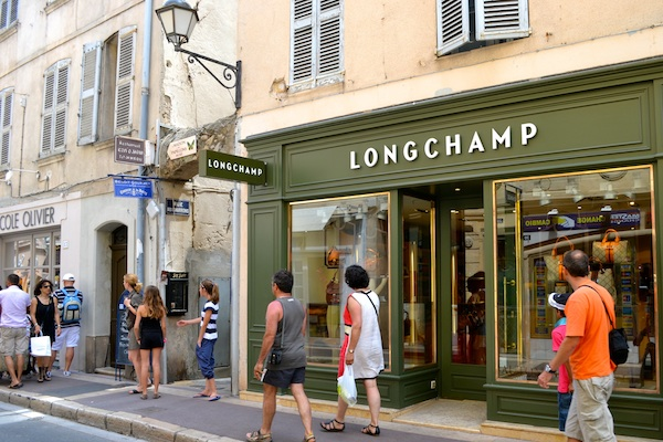 A Guide to the Designer Shops in St Tropez