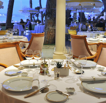 Third Michelin Star for a St Tropez restaurant