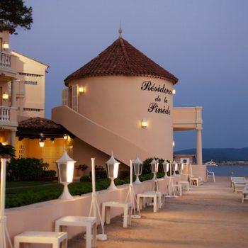 A close look at Saint Tropez's La Residence de Pinede