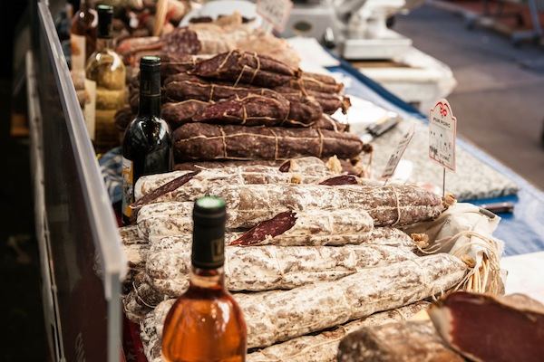 The Food Fairs of St Tropez in Autumn
