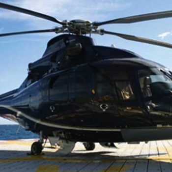 Arrive in Style to Your St Tropez House Villa by Prestige Helicopter