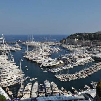 The Monaco Yacht Show Begins Tomorrow