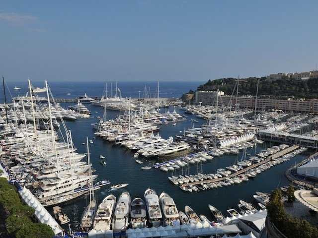 The Monaco Yacht Show Begins Tomorrow