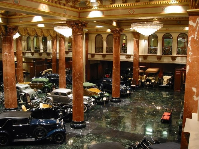 The Best Antique Cars in the World
