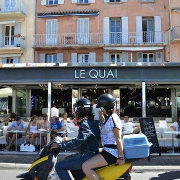 Restaurants Open All Year Round in Saint Tropez