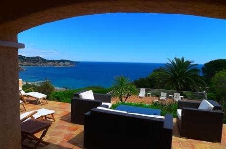 A room with a view: step inside to see some of Sainte Maxime's prime properties