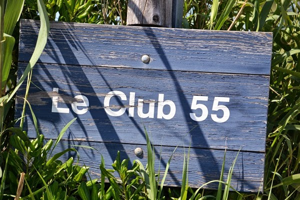 Club 55 in St Tropez Reservations