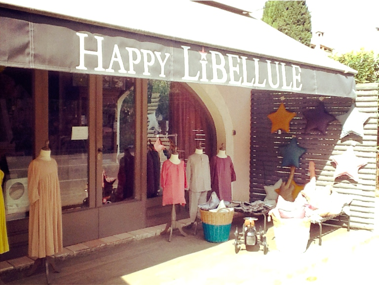 Happy Libellule boutique