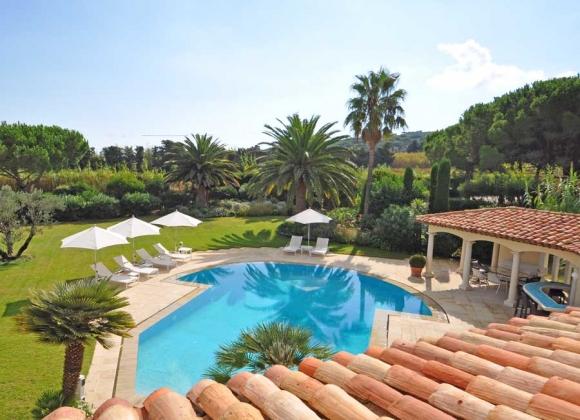 Luxury Villa Sunrise in Saint Tropez