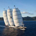 Maltese Falcon Mega Yacht