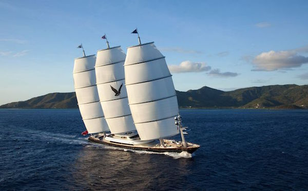 The Top 3 Superyachts for Charter in Summer 2015