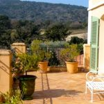 Villa Ferle - Terrace with view
