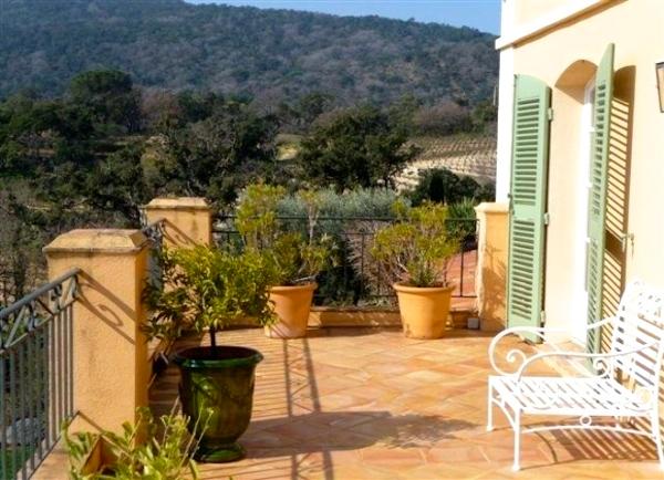 Saint Tropez House's Luxury Villa Ferle in Ramatuelle