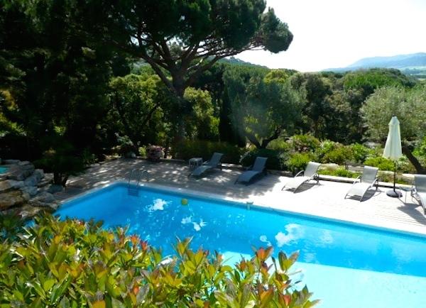 Saint Tropez House's Luxury Villa Lou Casa in Ramatuelle