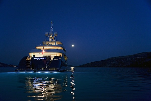 Charter M/Y Mary-Jean II in St Tropez Area 7