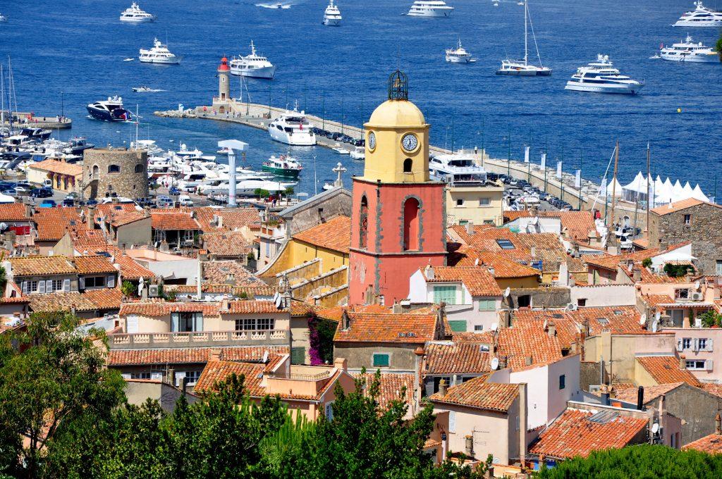 St Tropez Events