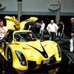 The 2015 Top Marques Show was broadcasted by more than 30 TV crews from all over the world