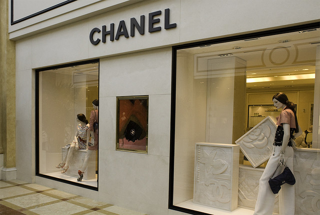 Chanel Pops up Again in Saint Tropez