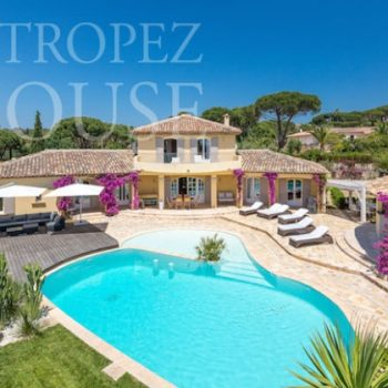 Top Five Villas in Gated Communities in Saint Tropez