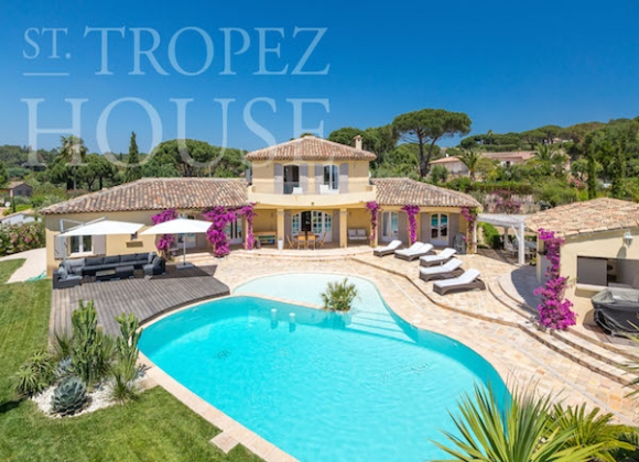 Top Five Villas in Gated Communities in Saint Tropez