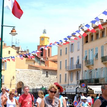 24 hours in Saint Tropez