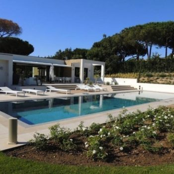 Half Term in Saint Tropez's Villa Modernity