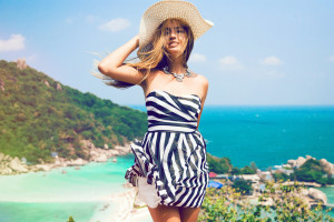 What to Wear on the Beach in Saint Tropez 1