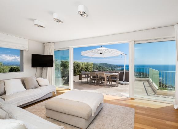 Villa rental Ramatuelle