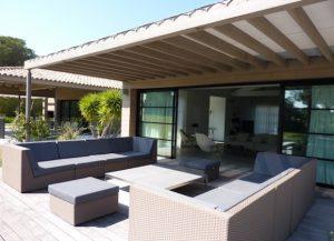 Pampelonne villa rental