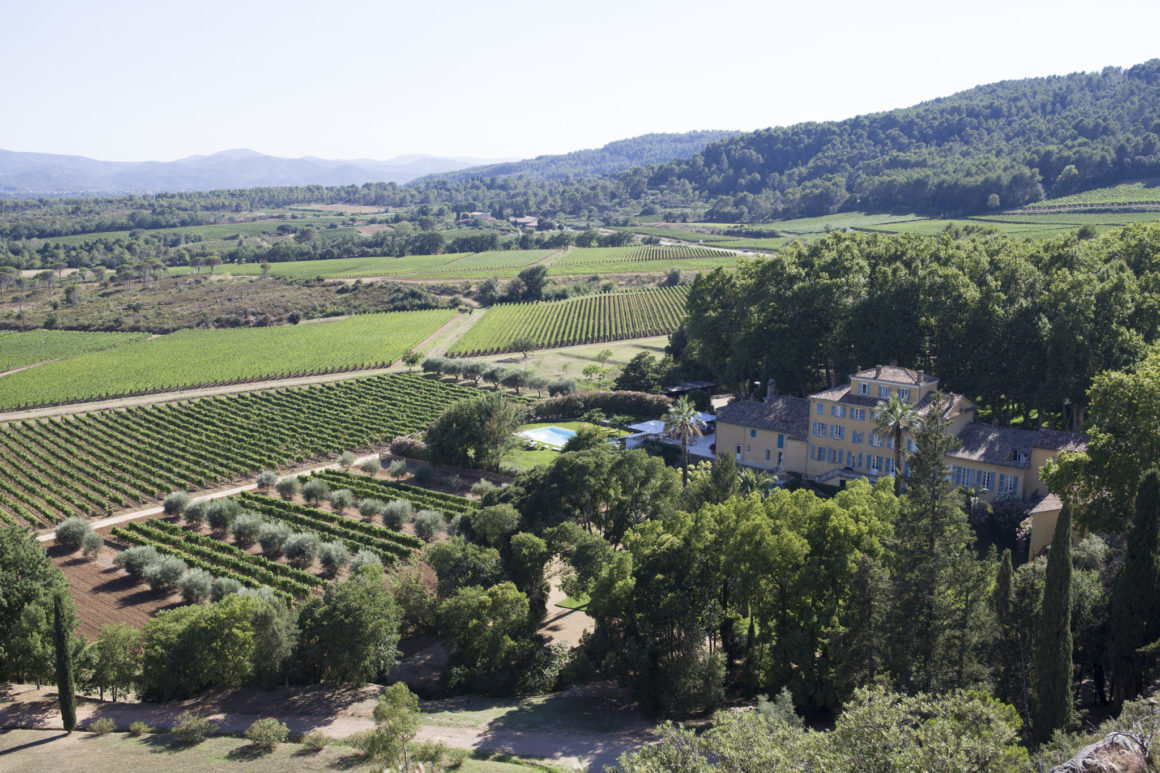 Chateau d'Esclans: Renowned for incredible rosé