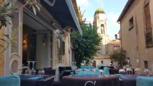 G'Envie Restaurant - fine dining in Saint-Tropez