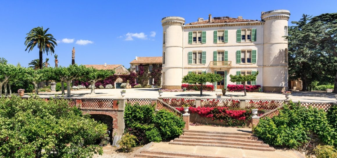 Le Château de Brégançon: Our favourite coastal French Riviera vineyard
