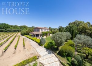 As far as luxury villas in St Tropez go, you can't get much better than Villa La Toskana (pictured).