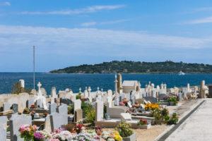 Marine Cemetery St Tropez