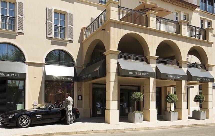 Hotel de Paris Beach St Tropez