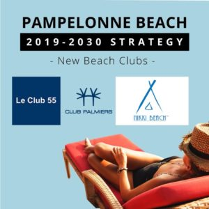 New Private Beaches St Tropez