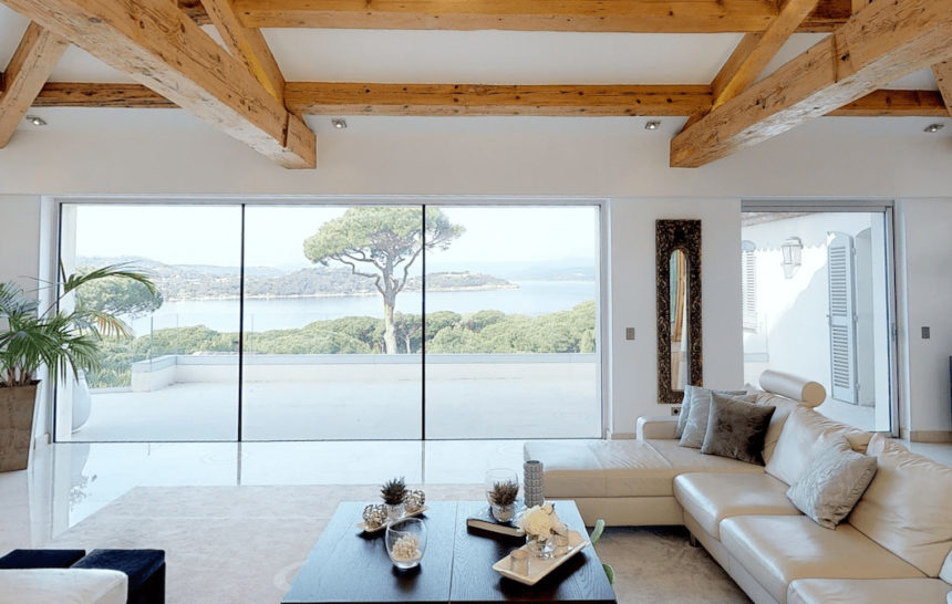 110 Hectares Of Gated Luxury:  Why You Should Rent Or Buy A Villa In Les Parcs De St Tropez