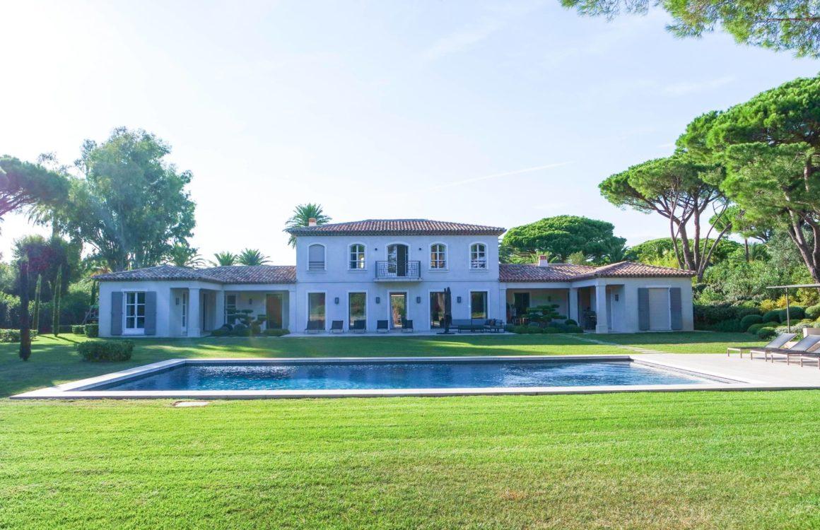Villa Ellegance Les Parcs de St Tropez