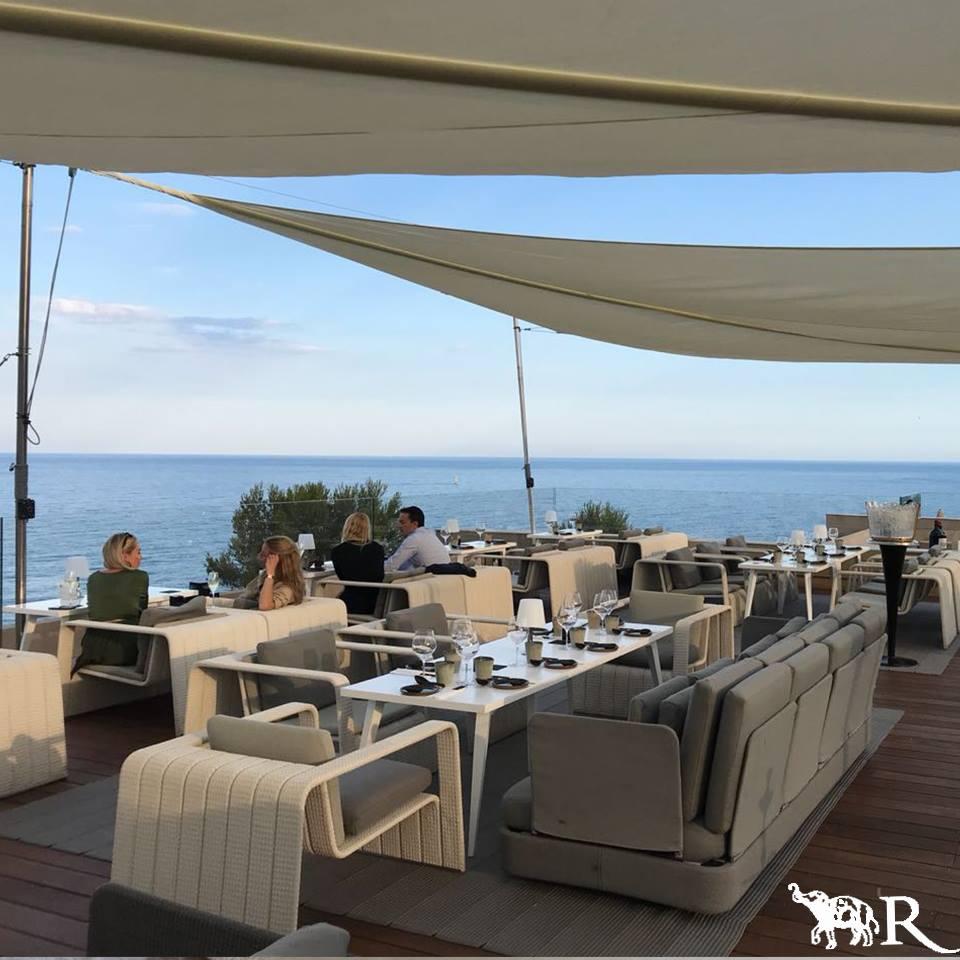 best terraces in saint tropez autrement à la réserve ramatuelle