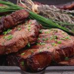 beef bar st tropez fresh ripe roasted beef meat